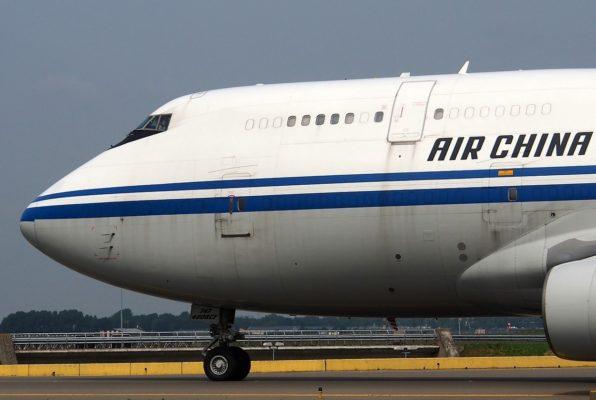 çin havayolları çin uçak