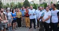 """Mersin'den Hükümete """"İnsanla ve Doğayla Barış"""" Çağrısı"""