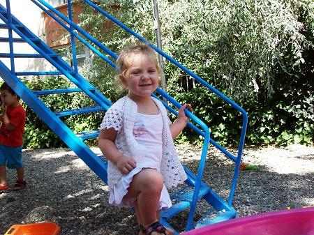Çocuk evet ve hayırı aynı olgunlukta karşılayacak şekilde yetiştirilmelidir.Fotoğraf:Epochtimestr.com