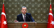 Cumhurbaşkanı Erdoğan'dan Orgeneral Çolak'a Mesaj