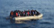 Akdeniz'de Alabora Olan Tekneden 74 Göçmenin Cesedi Libya Sahillerine Vurdu