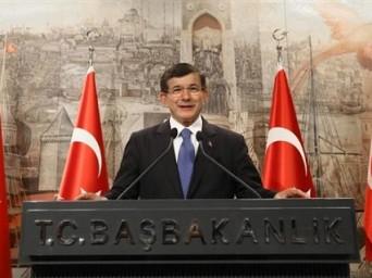 Ahmet Davutoğlu Terörle Mücadele Eylem Planını Açıkladı