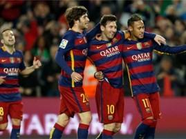 Barcelona Valencia'yı 7-0 Mağlup Etti