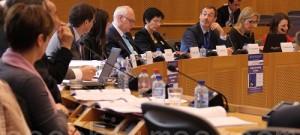 """Avrupa Parlamentosu'nda """"Çin'deki Canlı Organ Toplama"""" Konulu Uluslararası Bir Seminer Düzenlendi"""