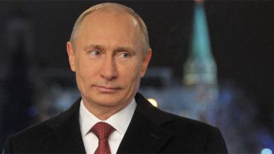Putin'in Konvoyuna 50 Bomba İhbarı Yapıldı
