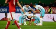Türkiye Avusturya'yı 2-1 Mağlup Etti