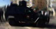 Van'da Polis Aracına Bombalı Tuzak Kuruldu
