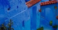 Chefchaouen ve Mavi Düş Denizi