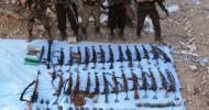 Nusaybin'de Terörist İfadesi İle Tespit Edilen Cephanelik Bulundu