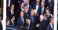 Erdoğan,Türkiye'ye Döndü