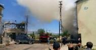 Tunceli'de Adliye Lojmanına Saldırı