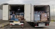 116 Ton Kaçak Et Ele Geçirildi