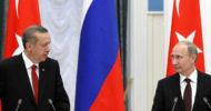 Rusya Devlet Başkanı Putin Yarın Türkiye'ye Geliyor