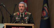 Genelkurmay Başkanı Hulusi Akar'dan YPG Açıklaması