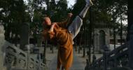 Çin'in Henan Eyaletindeki Ünlü Dengfeng Shaolin Tapınağı