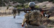 Lice'de Çatışma,7 PKK'lı Öldürüldü
