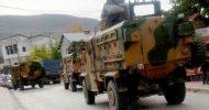 Çukurca'da Askeri Hareketlilik Devam Ediyor