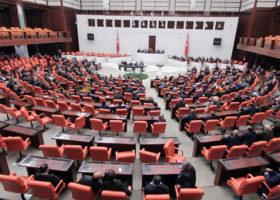 MHP Ve HDP, Meclis Başkanı Adaylığı İçin Başvurdu