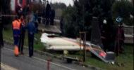 İstanbul'da Eczacıbaşına Ait Helikopter Düştü: 6 Ölü