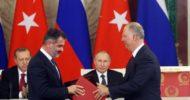 Türkiye Rusya Ortak Yatırım Fonu Kuruluyor