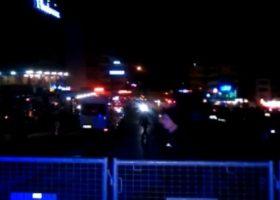 Hollanda'nın Ankara Büyükelçiliği Giriş Ve Çıkışlara Kapatıldı