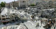 Kızıl Haç: 'Suriye'deki Yıkım 2. Dünya Savaşından Beri Görülmedi'