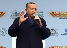 Cumhurbaşkanı Erdoğan: 'Faşistsiniz, Faşist'