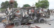 Somali Çifte Saldırıyla Sarsıldı