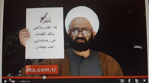 Avustralya'nın Sidney kentinde bir lüks kafede insanları rehin alan silahlı kişinin, Man Haron Monis adlı İranlı bir mülteci olduğu bildirildi (İHA)