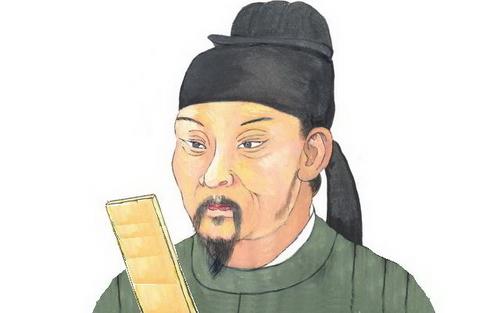 Du Fu, Çin'in Bilge Şairi (Resimleyen: Kiyoka Chu / Epoch Times)