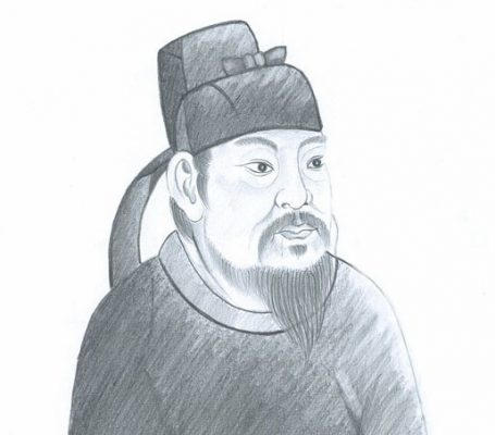 Yan Zhenqing, sadık ve dürüst kaligraf (Resimleyen: Yeuan Fang / Epoch Times)