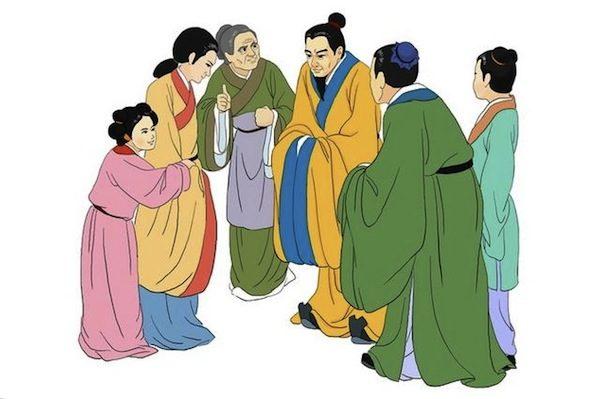Liu Zongyuan, büyük bir nesir ustası ve hayırsever bir vali. (İllüstratör: Zhiching Chen / Epoch Times)