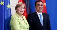 Almanya İle Çin Daha Fazla Ticaret İçin Anlaştı