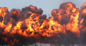 Çin'de Anaokulunda Patlama