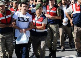 Suikast Timi Duruşmasında 'Hero' Yazılı Tişört Gerginliği