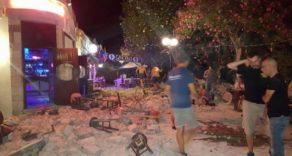 Kos Adası'nda 2 Kişi Depremden Dolayı Hayatını Kaybetti