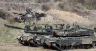Güney Kore'de Askeri Tatbikat Sırasında Patlama