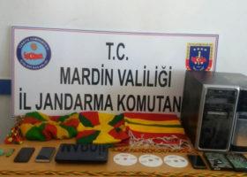 Mardin'de Terör Operasyonu