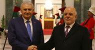 Başbakan Yıldırım, Iraklı Mevkidaşı İbadi İle Görüştü