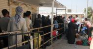 Suriyelilerin Bazıları Ülkelerine Dönüyor