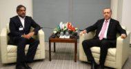 Cumhurbaşkanı Erdoğan Pakistan Başbakanı Abbasi'yi Kabul Etti