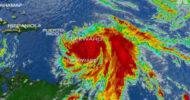 Maria Kasırgası, Porto Riko'ya Doğru İlerliyor