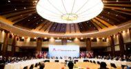 13. Asya-Avrupa Zirvesi Başladı