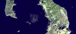 Santorini Adası'nda Volkanik Hareketlilikte Artış Gözlemlendi