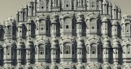 Eşsiz Bir Harem Binası Hawa Mahal
