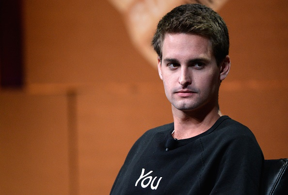 Snapchat CEO'su Evan Spiegel (Michael Kovac/Getty Images for Vanity Fair)