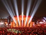 Berlin'de Işık Duvarı