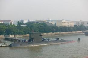 Nükleer Füzelerle Donatılmış Denizaltılar Çin'in En Etkili Silahı Haline Dönüşüyor