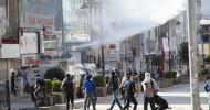 """""""Kobani"""" Eylemlerinde 1 Kişi Öldü"""