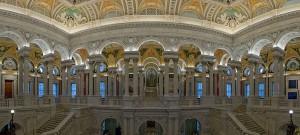 24 Nisan 1800 – Dünyanın En Büyük Kütüphanesi Olan ABD Kongre Kütüphanesi Kuruldu.